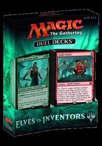 -DDU- Duel Deck Elves vs Inventors