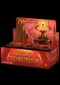 -HOU- Hour of Devastation Boosterbox | Sealed product