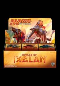 -RIX- Rivals of Ixalan Boosterbox | Sealed product