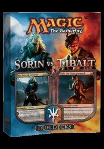 -SVT- Duel Deck Sorin vs Tibalt