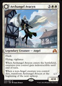 Archangel Avacyn | Shadows over Innistrad