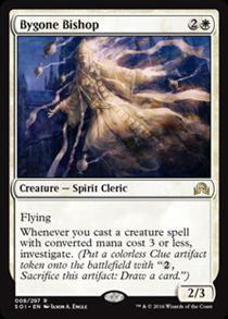 Bygone Bishop | Shadows over Innistrad