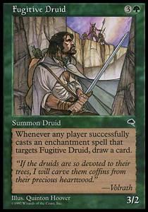 Fugitive Druid