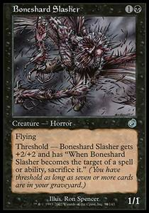Boneshard Slasher | Torment