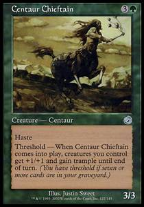 Centaur Chieftain | Torment