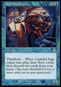 Cephalid Sage | Torment