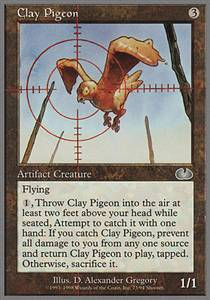 Clay Pigeon