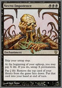 Necro-Impotence | Unhinged