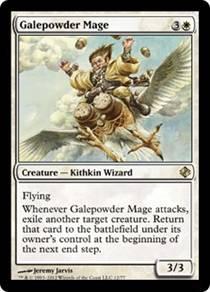 Galepowder Mage