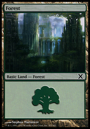 Forest | 10th Edition