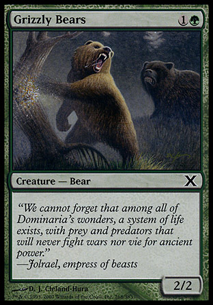 Grizzly Bears | 10th Edition