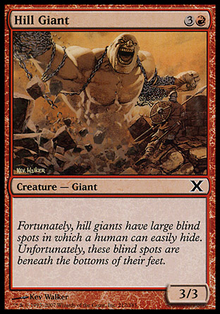 Hill Giant | 10th Edition