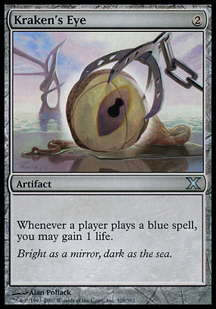 Kraken's Eye | 10th Edition