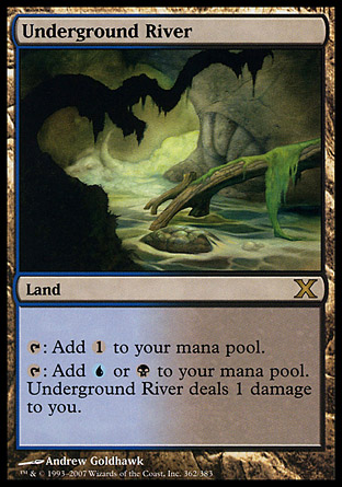 Underground River | 10th Edition