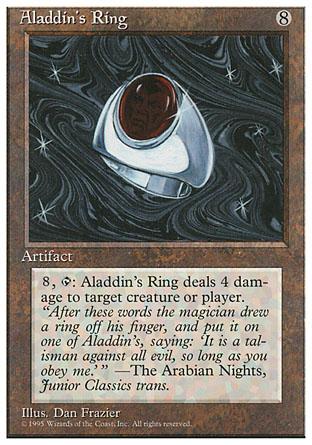 Aladdin's Ring | 4th Edition