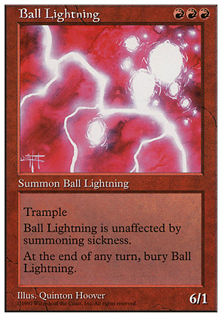 Ball Lightning | 5th Edition