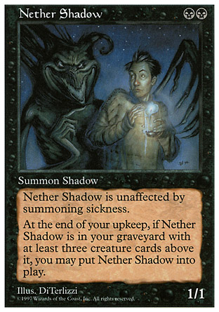 Nether Shadow | 5th Edition
