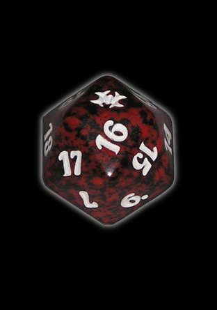 Dobbelsteen D20 Spindown FtV: Dragons | Accessoires