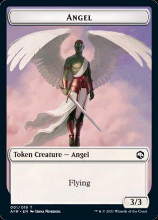 Angel token | Adventures in the Forgotten Realms