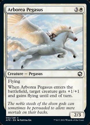 Arborea Pegasus | Adventures in the Forgotten Realms