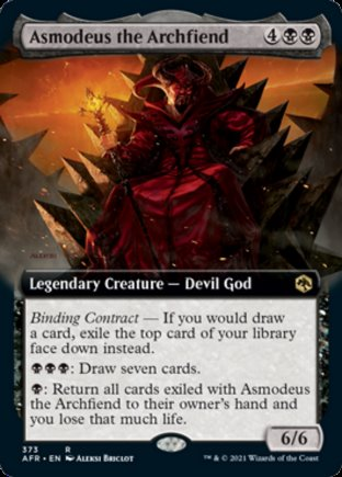 Asmodeus the Archfiend   Adventures in the Forgotten Realms