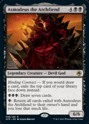 Asmodeus the Archfiend | Adventures in the Forgotten Realms
