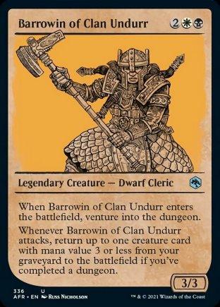 Barrowin of Clan Undurr   Adventures in the Forgotten Realms