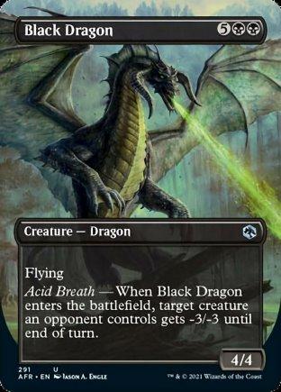 Black Dragon | Adventures in the Forgotten Realms