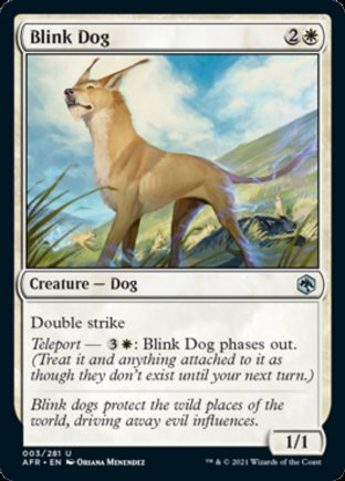 Blink Dog | Adventures in the Forgotten Realms