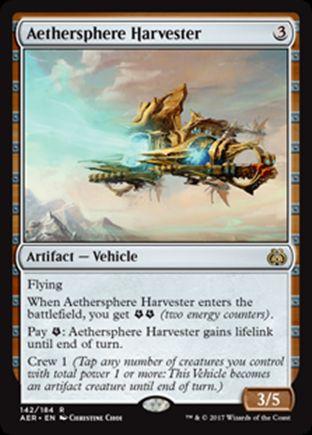 Aethersphere Harvester | Aether Revolt