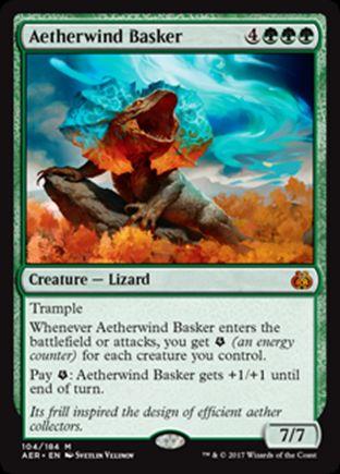 Aetherwind Basker | Aether Revolt