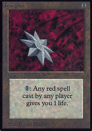 Iron Star   Alpha