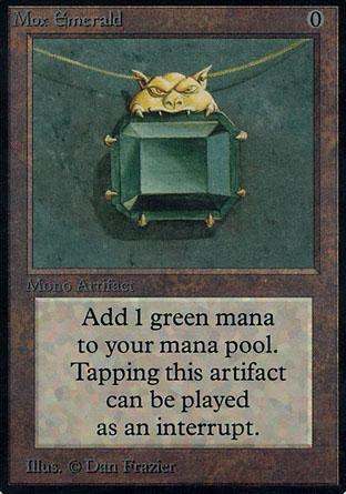 Mox Emerald | Alpha