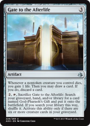 Gate to the Afterlife | Amonkhet