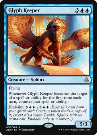 Glyph Keeper   Amonkhet