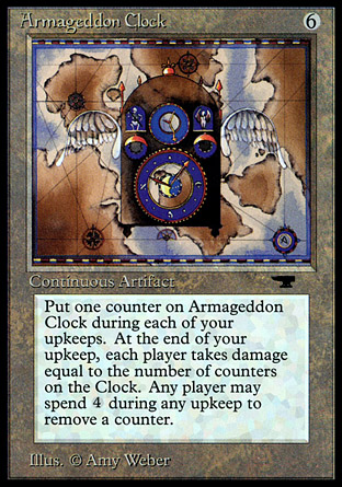 Armageddon Clock | Antiquities
