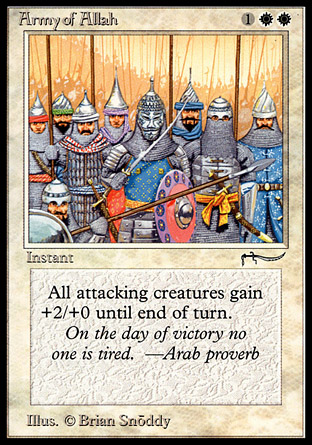 Army of Allah | Arabian Nights