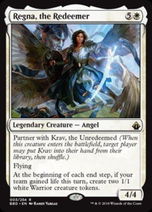 Regna, the Redeemer   Battlebond