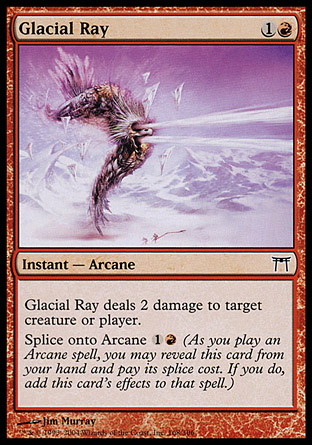 Glacial Ray | Champions