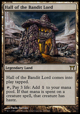 Hall of the Bandit Lord   Champions