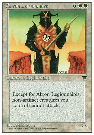 Akron Legionnaire | Chronicles