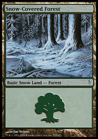 Snow-Covered Forest | Coldsnap