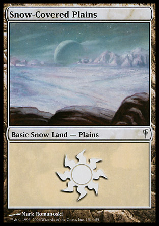 Snow-Covered Plains | Coldsnap