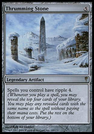 Thrumming Stone | Coldsnap