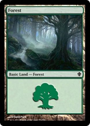 Forest | Commander 2013