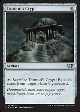 Tormod's Crypt | Commander 2014