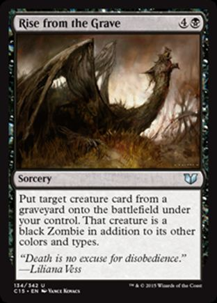 Rise from the Grave | Commander 2015