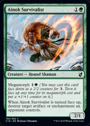 Ainok Survivalist | Commander 2019