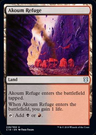 Akoum Refuge | Commander 2019