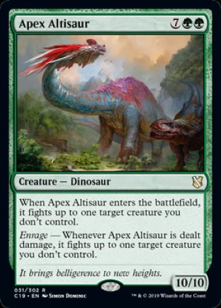 Apex Altisaur | Commander 2019